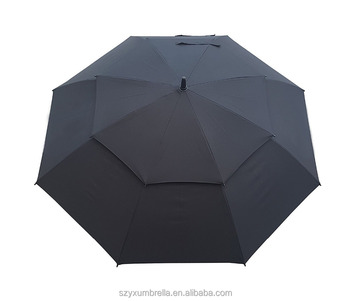 Strong and durable windproof golf umbrella Alibaba supplier