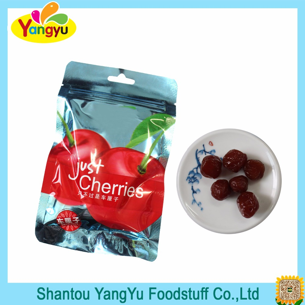 Halal dried fruit dried sweet red cherry