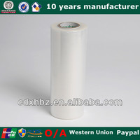 Transparent LLDPE Stretch Film Shrink Plastic Wrap