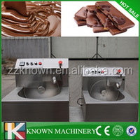 8kg/h-60kg/h Stainless Steel Commercial Chocolate melter /Used Chocolate tempering machine for sale