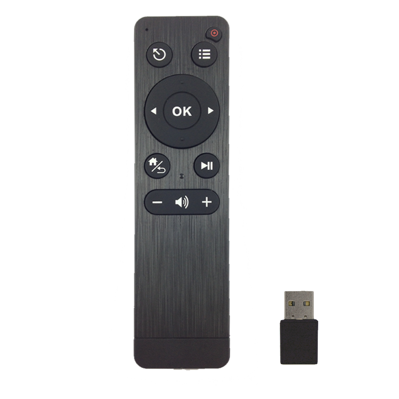 2.4G remote Air mouse for Android TV Box USB 2.4G Wireless Remote Control