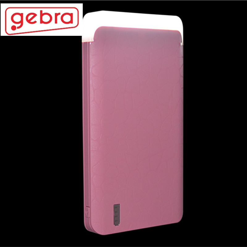 Alibaba online shopping Cheap built in cable bright led 8000mAh powerbank for mobilephone