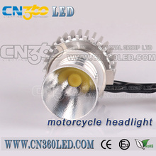 perfect for heat dissipation Motorcycle Conversion Headlight Kits 5500K