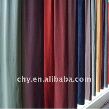 "Factory Price shirting poplin tc fabrics 45*45/110*76 57/58"" poplin dyed fabrics"