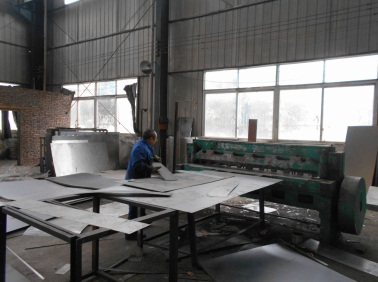 Plate Shearing(Plastic Machine)