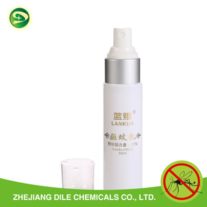 50ml eco-friendly natura 20% Icaridin anti mosquito repellent spray for wholesale