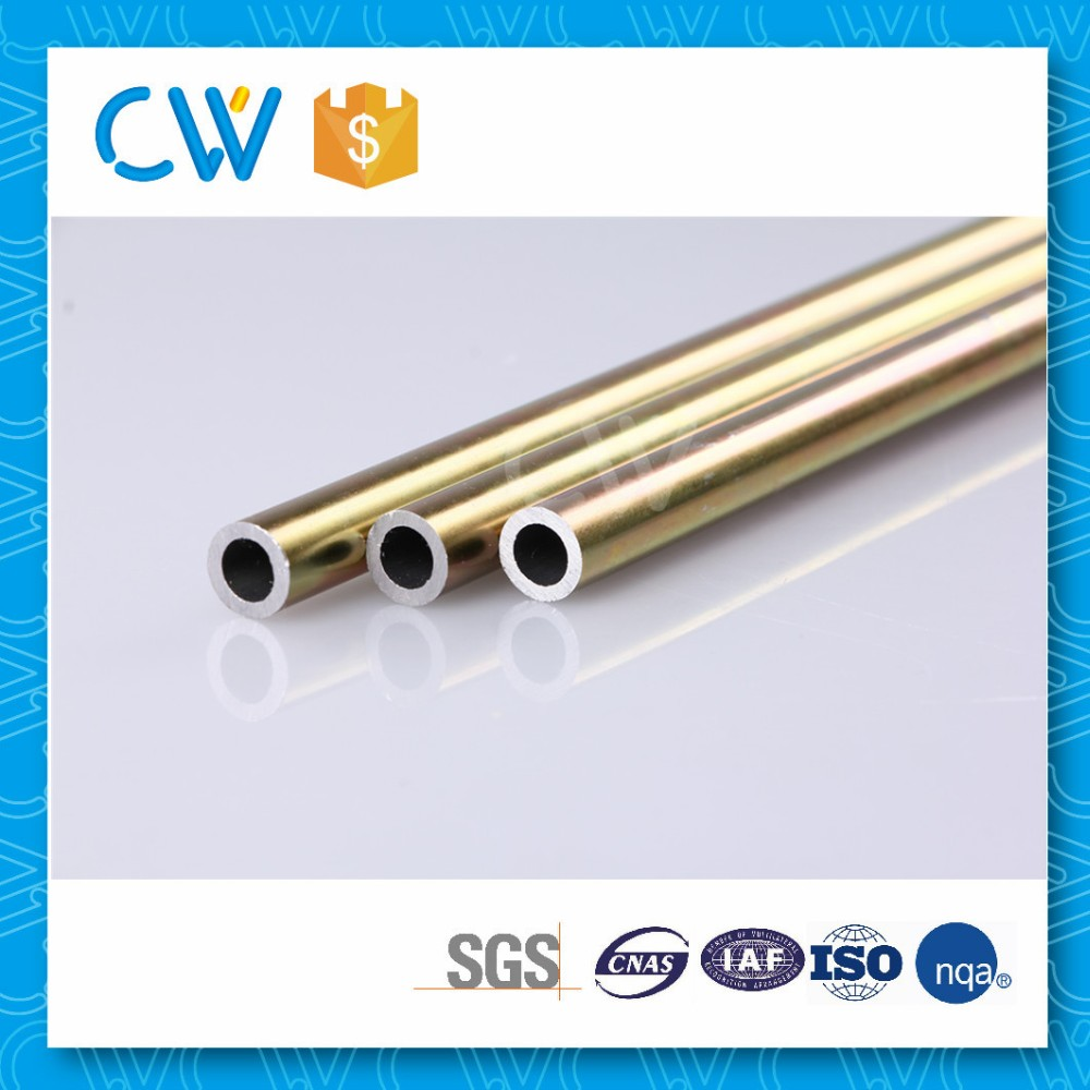 hydraulic system galvanized cold drawn seamless tubes
