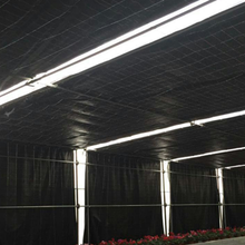 Green House Black Out Shading System