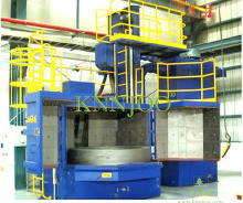 High Quality Automayic Single/Double Station Rotary Table Shot Blasting Machine