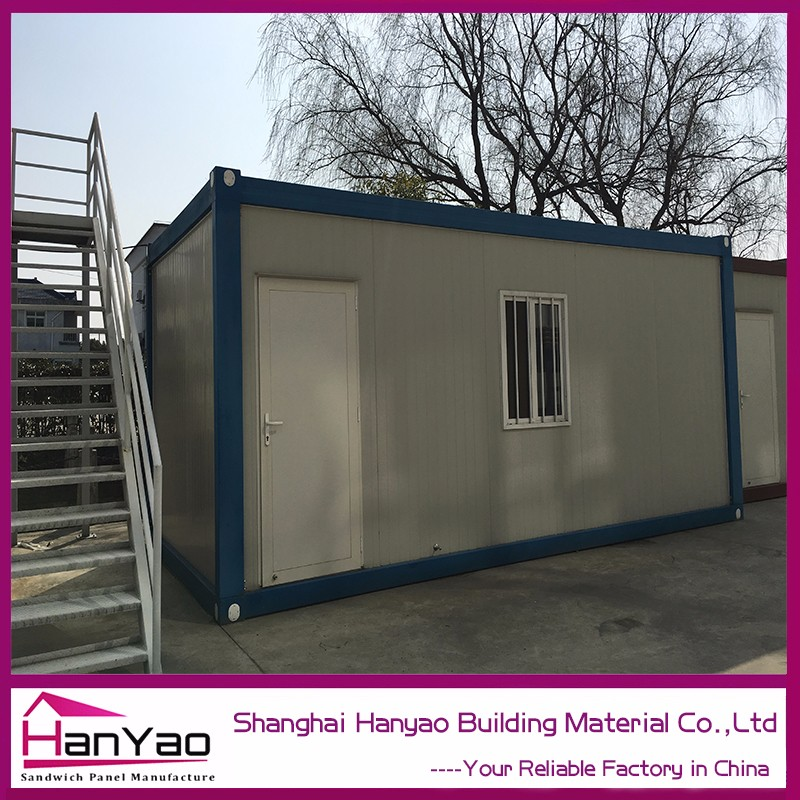 Pre-Fabricated Steel Structures Temporary Ware House