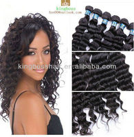 length from 10inch to 32inch body wave weft and jet black color weight 100g still curl after washing