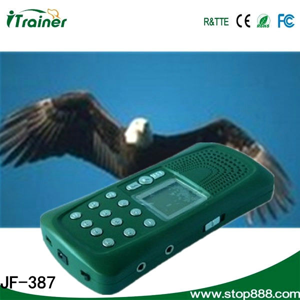 Hunting bird MP3 player/game calls/bird attractor jf-387 bird voice mp3
