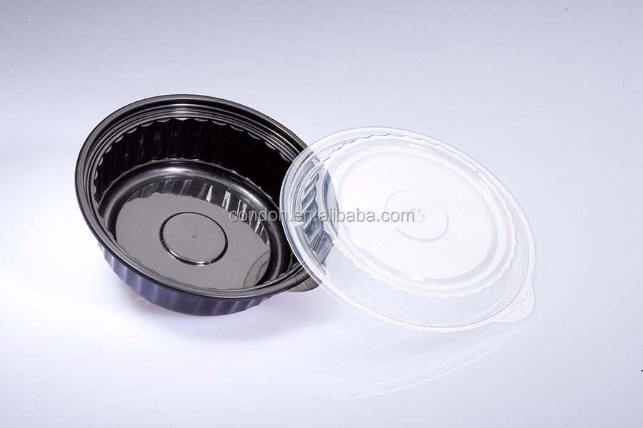 disposable bowl plastic container