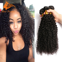 Top Quality 100% Remy Human Hair Weave Cheap Price Crochet Hair Extension No shedding No tangle Halo Hair Extensions