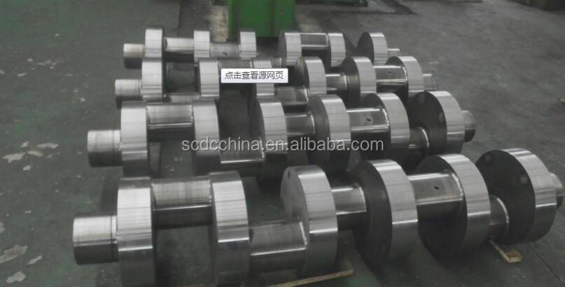 Hot sale isuzu crankshaft for C190 engine