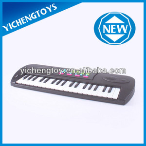 Hot sale 37keys musical keyboard toy piano with microphone