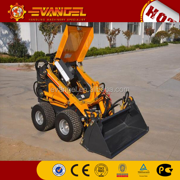 HYSOON Mini Skid Steer Loader HY380 for sale