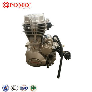 Electric Fan Motor Spare Parts 200Cc Lifan Cg200 Engine, Mount Engine