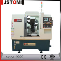 5-Axis Y-Axis CNC Lathe CZG46Y2 Retrofit for engraving,turning,drilling and milling