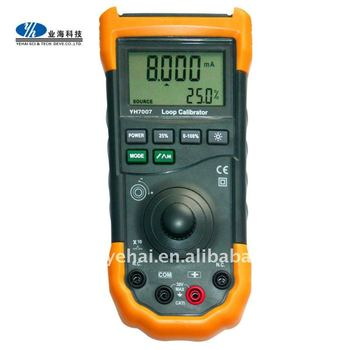 YH7007 Loop Calibrator 250ohms Hart Equivalent to Fluke-707 Loop Calibrator