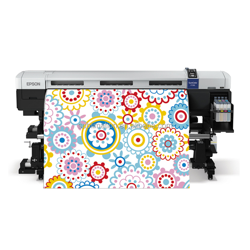 wholesale sure color F6280 sublimation printer price for fabric