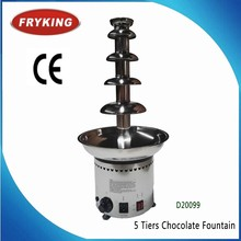Commercial Hot Liquid Chocolate Fountain Machine