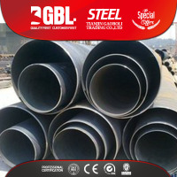 large diameter spiral welded steel pipe on sale