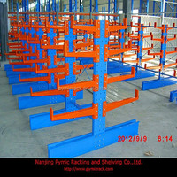 CE certified storage car racks cantilever racking