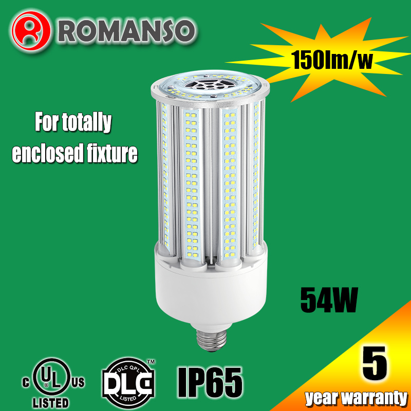 Hot sale best quality e40 60 watt led corn lamp 110 volt garden mini fountain led street lights