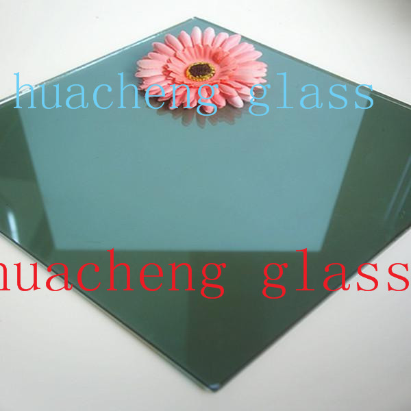 Huacheng Bronze, Grey, Blue, Green Bulk sale all kinds of sizes reflective glass