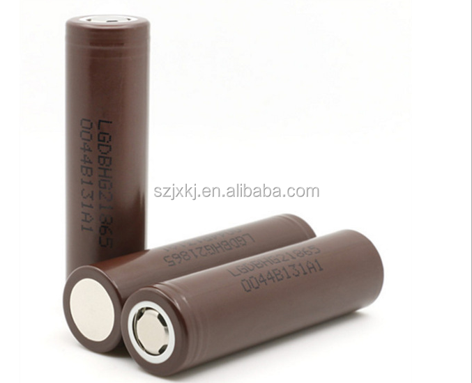 Wholesale Original Hot Rechargeable LG INR18650 HG2 3000mah li- Ion Battery