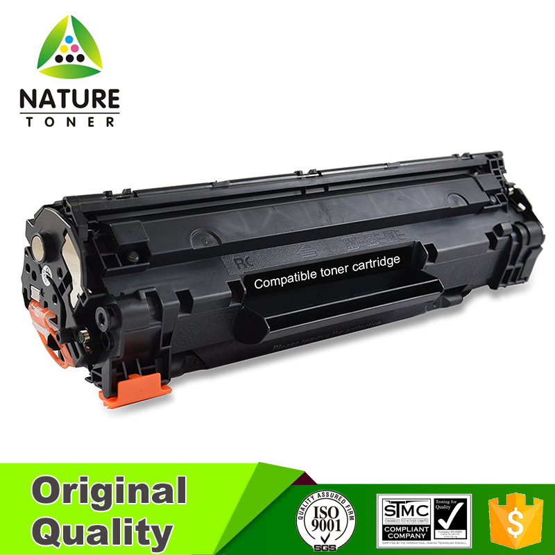 CE285A (85A) Compatible New Black Toner Cartridge for HP printer