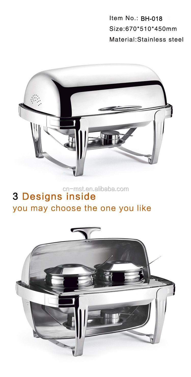 Stainless Steel Wholesale Chafing Dishes