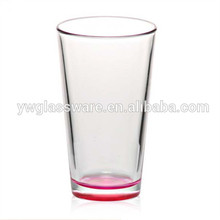 22 ounce Rim Tempered Mixing Glass Drinking Glass