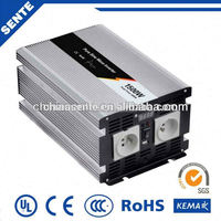 1500w pure sine wave inverter static inverters 48vdc to 220vac with LED display screen