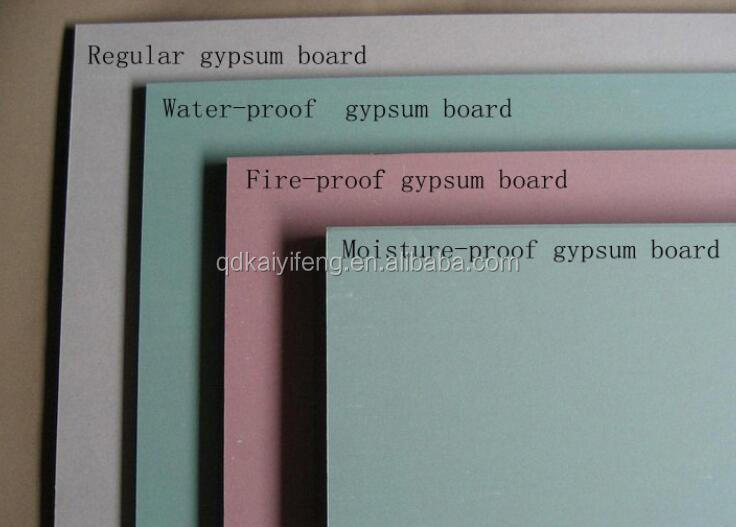high quality gypsum board/plasterboard/drywall