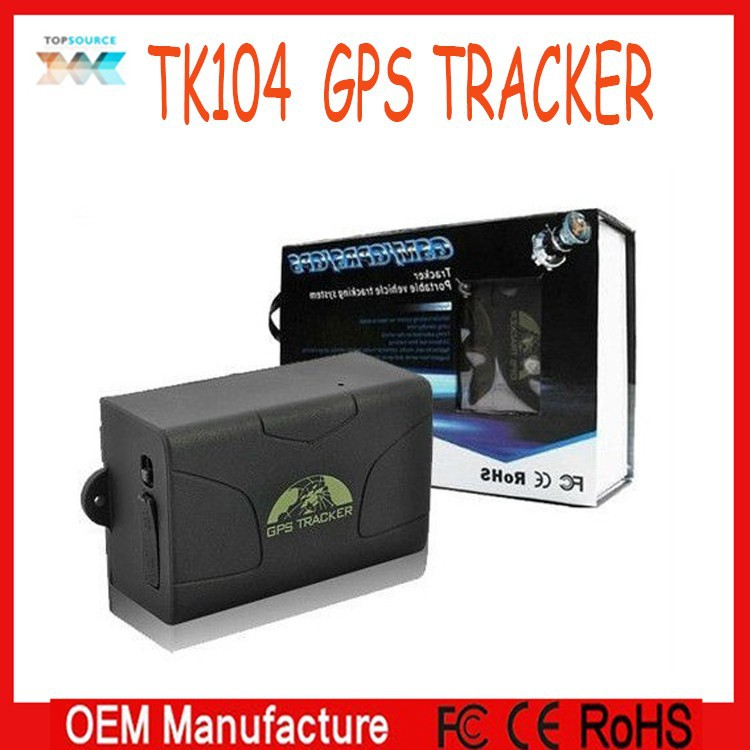 long battery life gps tracker tk104 chip gps locator gps. Black Bedroom Furniture Sets. Home Design Ideas
