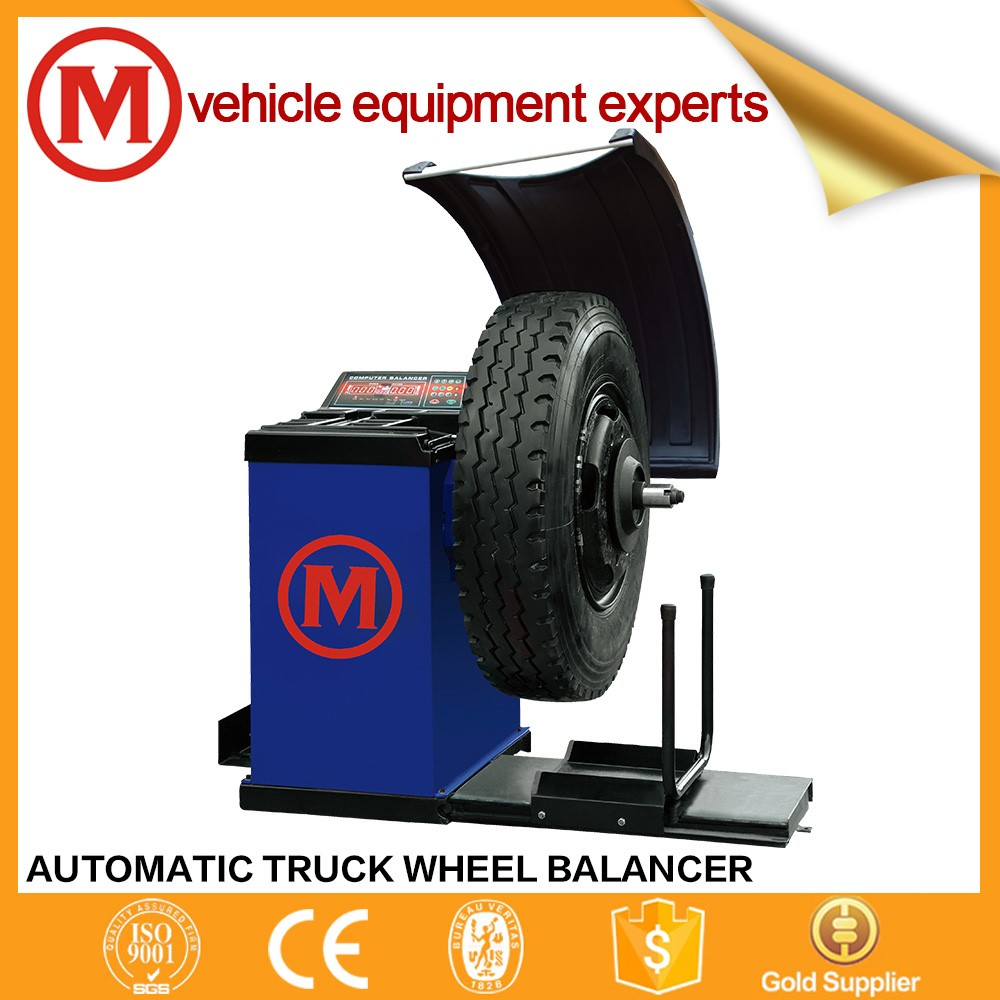 ce quality China truck tire wheel balancer for sale wheel balancing machine