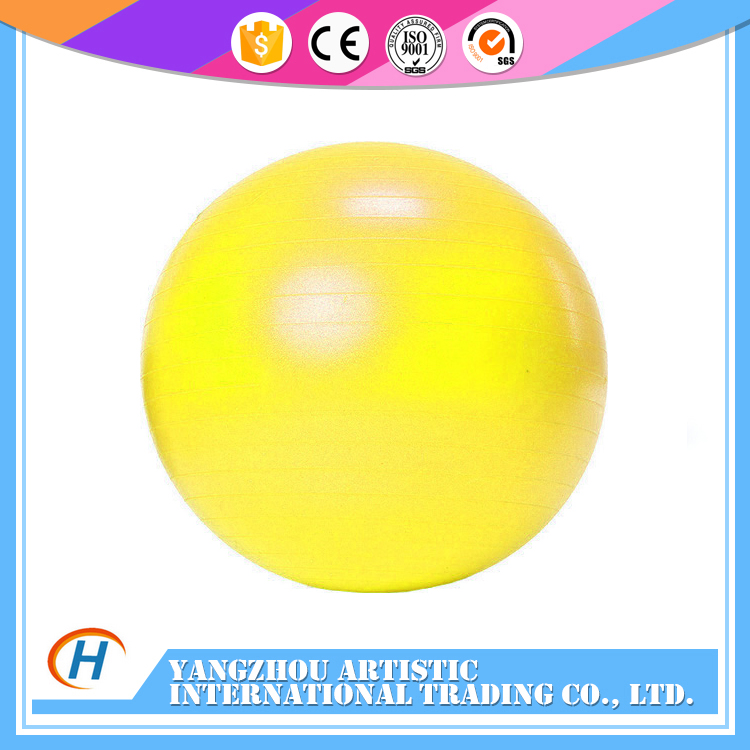 Soft Durable Exercise transparent rubber ball