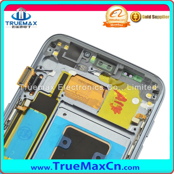 Wholesale Factory LCD Screen Assembly for Samsung Galaxy S7 Edge G935F LCD With Digitizer