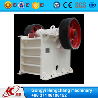 High capacity mobile stone jaw crusher for sale