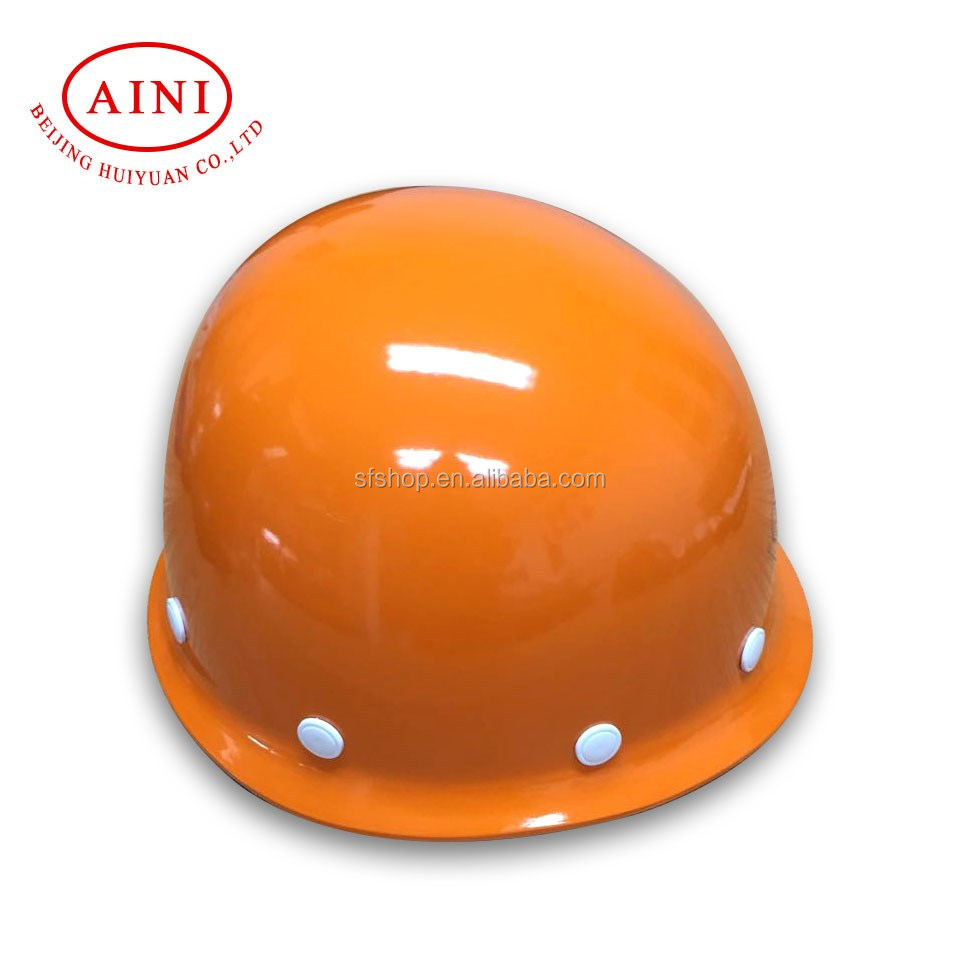 High quality of Types of safety helmet ABS safety helmet