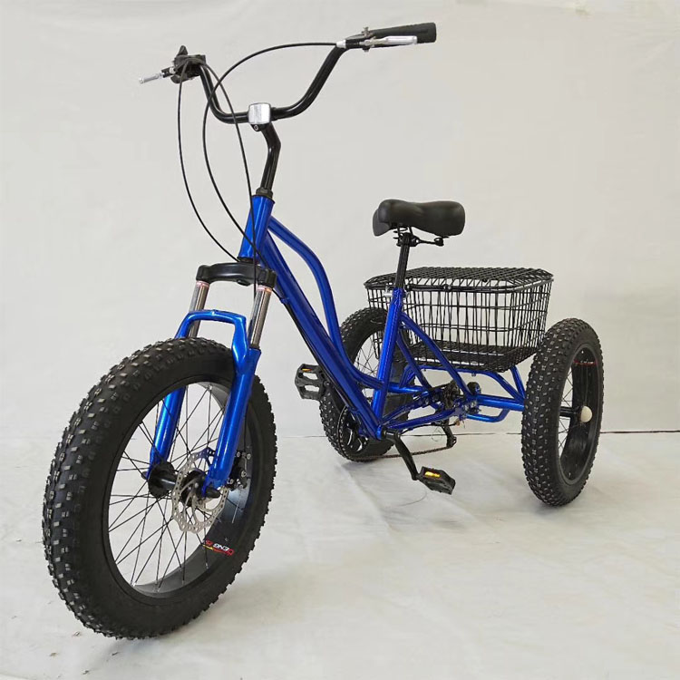 China factory adult tricycle races/adult tricycle seat large/adult tricycle six speed bike