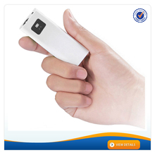 AWC902 Small Size Promotion Gift Cheap LED power bank for mobile phone 2600mah power bank