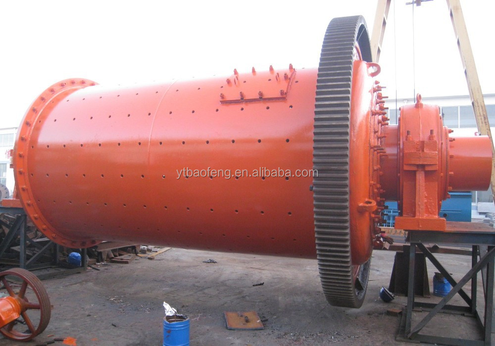 Gold Ore Ball Mill / Copper Mine Ball Mill / Ball Mills For Sale