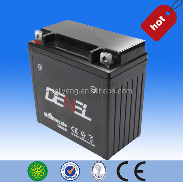 12v9ah seal maintenance free lead acid motorcycle battery 12N9-BS(MF)