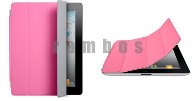 Stand PU Leather Magnetic Smart Tablet Cover Case with Sleep and Wake Up Function for iPad Air 2 for iPad 6