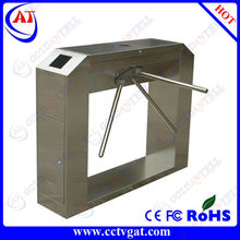 Security entrance gates & waist high tripod turnstile & residential security gates with door access control system