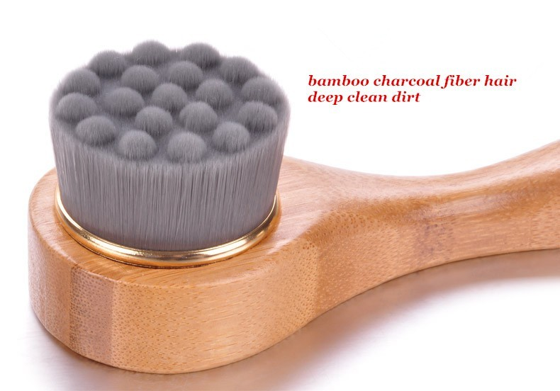 Sofeel wholesale private label facial cleansing brush