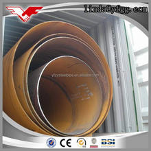 Hot selling API 5L grade b Carbon Welded Steel Pipes Gas Oil Line